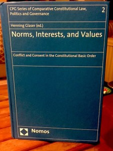 Norms, Interests, and Values